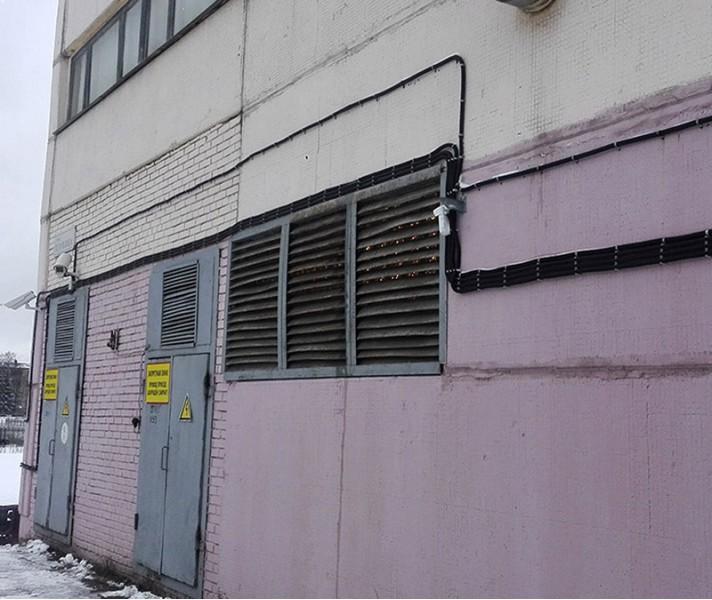 Электроподстанция № 370, объект ПАО «Ленэнерго»